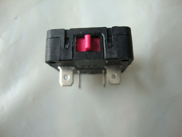 On Off 4 Pin Electric Power Switch , 24A / 12A Micro Waterproof Rocker Switch